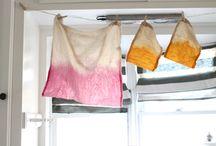 DYI fabric dye