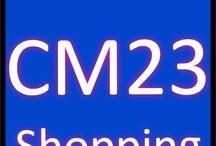 CM23 Shopping / Sales CM23 Postcode district Bishop's Stortford
