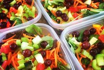 Healthy quick lunches