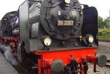 Deutsche Reichsbahn 1945 - es das Land nicht mehr gab und was blieb...außer Stolz und Rost