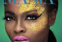 colourful beauty editorial /