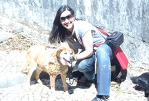Favorite Places & Spaces / At Serra de Sintra with Zizi from APCA.