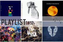 Music & Playlists / Confira algumas playlists que eu montei com minhas músicas favoritas e também algumas curiosidades sobre o mundo da musica!