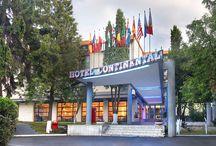 Continental Suceava*** / Hotelul Continental din Suceava, situat chiar in centrul orasului.
