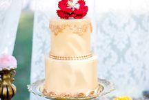 Our Work: Wedding Cakes