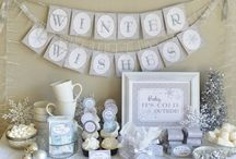Winter Baby Shower / by Brittany Morton