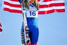 Skiën lindsey vonn
