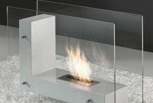 Bioethanol Fireplaces/Camini a bioetanolo