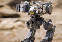 ilk lego robot