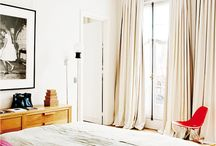 Bedroom inspiration / linen, soft and calm