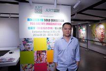 Ren Zhen Yu - Solo Exhibition