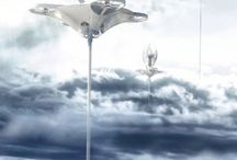 ARCHITECTURE futuristic / Pictures of futuristic architecture and design