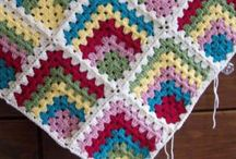 mitred square pattern