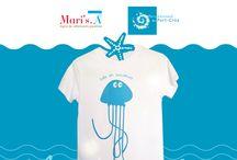 Le parc national de Port Cros & Mari's.A création / Le parc National de Port Cros et la nouvelle marque Mari's.A création, partenaire...