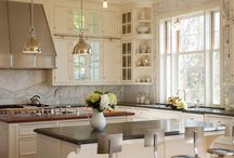 Kitchens--the Heart of the Home
