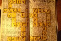 Wreck this journal * / by Elizabeth Beach