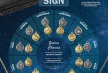 Zodiac / Featuring TierraCast's New What's Your Sign Collection