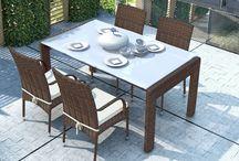 Meble ogrodowe / OLTRE Outdoor Indoor Design to dynamicznie rozwijające się przedsiębiorstwo, bezpośredni dystrybutor wysokiej jakości mebli wyplatanych z technorattanu. Od 2007 roku odnosi sukcesy na rynku polskim i zagranicznym. Obecnie OLTRE posiada filie w 9 krajach Europy, w tym w Polsce, Niemczech, Włoszech, Słowacji, Czechach, Białorusi, Ukrainie, Rosji i na Węgrzech.   Garden furniture ideas on www.gardenspace.pl