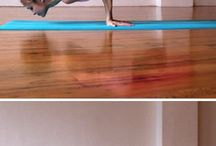 Detox yoga poses