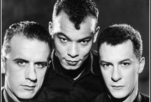Anton Corbijn - Fine Young Cannibals / Dutch Photographer