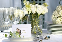 inspiracje świątecznego stołu / light table decoration / jasna dekoracja stołu