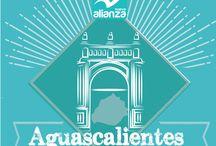 Escudos Turquesa / En todo México el orgullo Turquesa se hace presente.