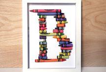 Kids projects / by Carol Ann Caruso