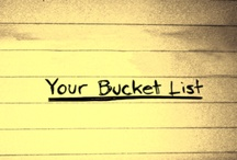 Bucket List / by Abby Hennager