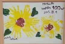 手形 アート