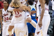 Photos We Love / Some of our favorite photos of the Indiana Fever from on and off the court.