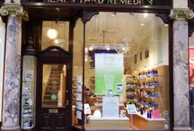 Our Stores / by Neal's Yard Remedies