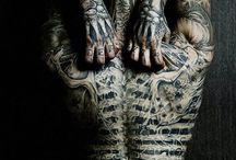Rick Genest / by Karen L
