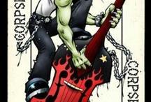 Rockabilly-phychobilly...❤️...!