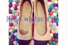 Hello winter sale / Hello winter sale at: www.bellalido.com.au + free postage.