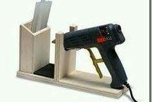 Suporte pistola quente