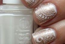 Cute nail inspiration!  / Nail designs I like & wish I could do :)