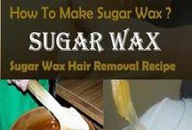 Sugar waz
