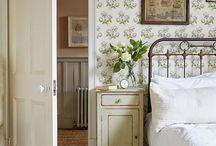 Bedrooms / Romantiske soverommet på gården