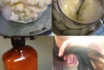 Natural products / Hair, skin, nails