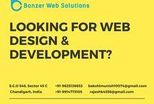Looking for Web Design & Development
