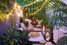 Backyard Chillin