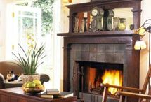 Fireplace Mantels / by Julie Janis