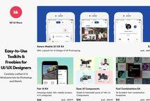 Free Mobile UI