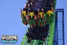 Roller Coaster Alley / You want BIG thrills? Then you have come to the right place. Silverwood Theme Park boasts some of the most daunting coasters in the Northwest with some one-of-a-kind rides for the thrill seeker in you! / by Silverwood Theme Park