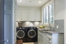 Home - Laundry Room renovation  / by Michelle Tuma-Spano