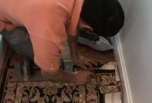 Carpet Cleaning/Installation/Carpet Dye