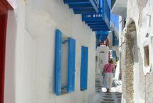 """Mediterranean street / """"Silent streets have many things to say.""""  ― Mehmet Murat ildan"""
