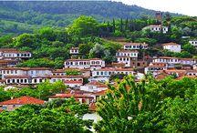 Türkiye'nin görülmesi gereken köyleri