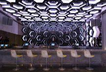 Nightclub interiors