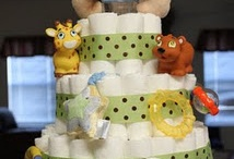 Diaper Cake Ideas / by Jennifer Vaughan
